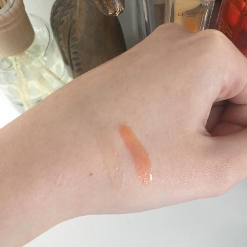 Left- Honey Right- Tangerine